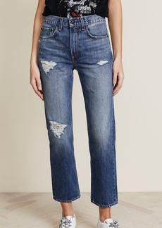 Rag & Bone/JEAN Straight Jeans