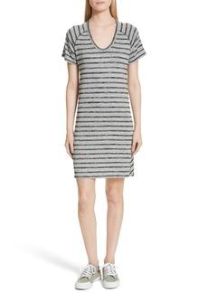 rag & bone/JEAN Stripe T-Shirt Dress