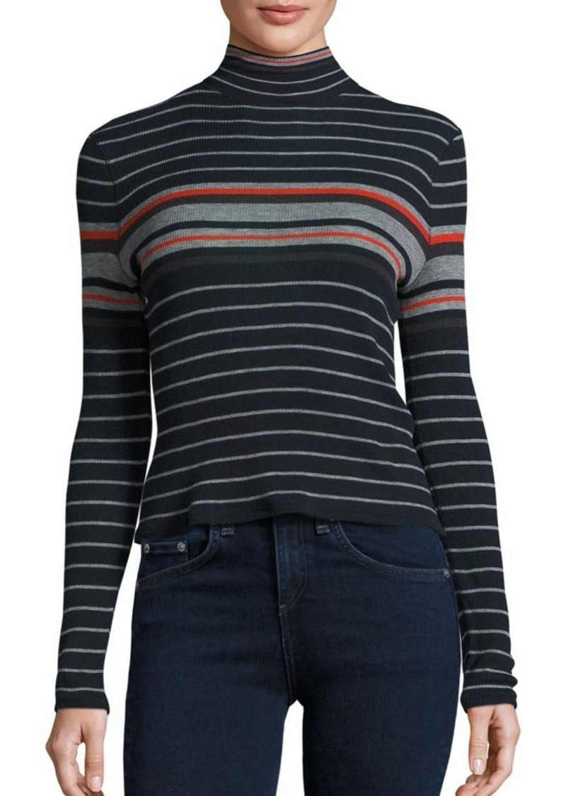 Rag & Bone rag & bone/JEAN Striped Turtleneck Sweater | Sweaters ...