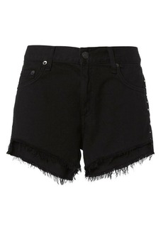Rag & Bone/JEAN Studded Cut Off Shorts