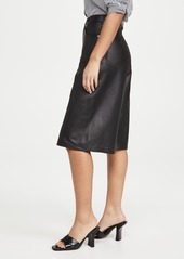 Rag & Bone/JEAN Super High Rise Leather Culottes