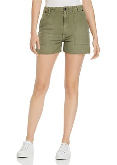 rag & bone Super High-Rise Utility Shorts