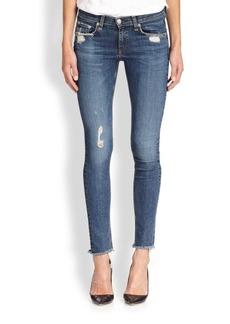 La Paz Distressed Skinny Jeans