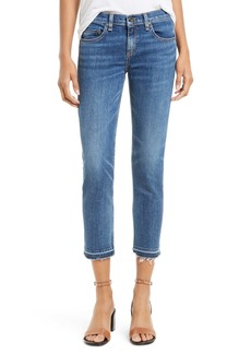 rag & bone/JEAN The Dre Capri Jeans (Livingston)
