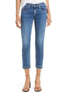 rag & bone/JEAN The Dre Capri Jeans (Livingston)