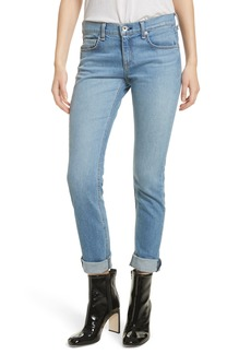 rag & bone/JEAN The Dre Released Hem Slim Boyfriend Jeans (Rove)
