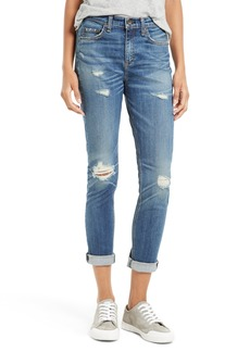 rag & bone/JEAN The Dre Slim Boyfriend Jeans (Colvin)