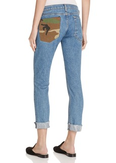 rag & bone/JEAN The Dre Slim Boyfriend Jeans in Killburn