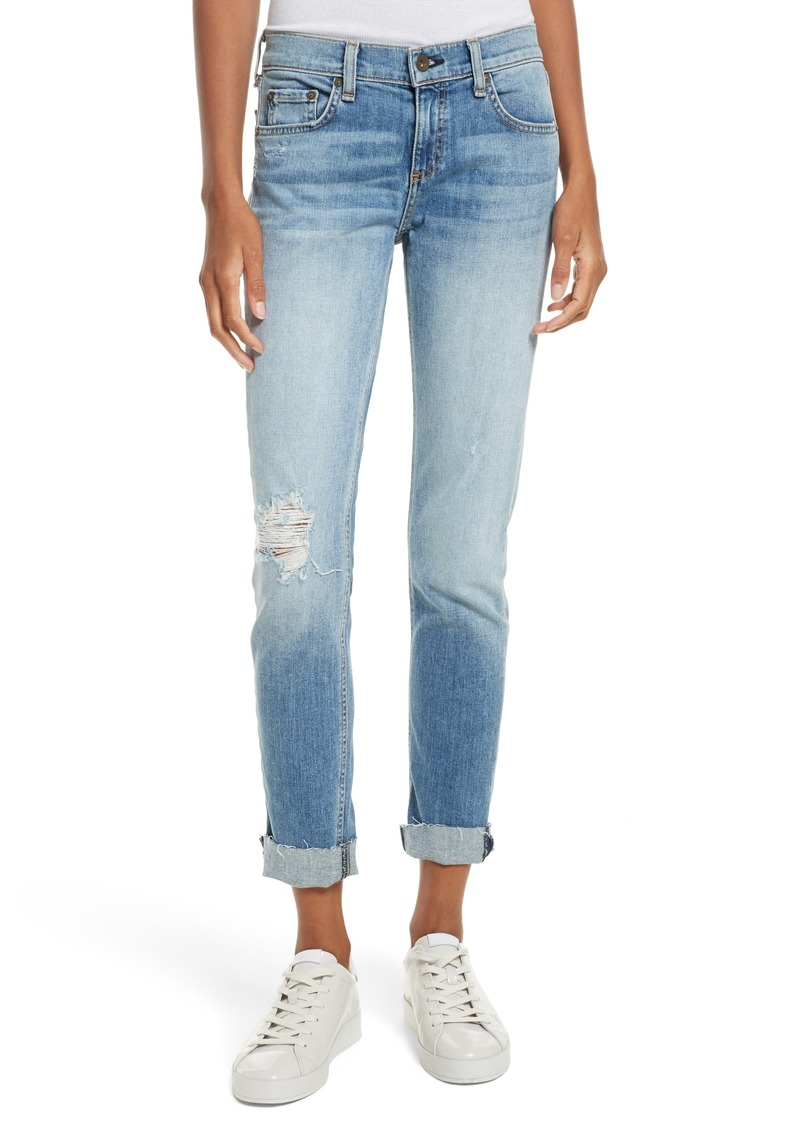 search for authentic cheaper sale elegant and graceful rag & bone rag & bone/JEAN The Dre Slim Boyfriend Jeans (June) | Denim