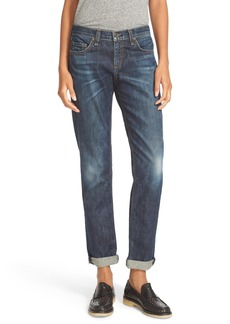 rag & bone/JEAN 'The Dre' Slim Boyfriend Jeans (Snoqualmie)
