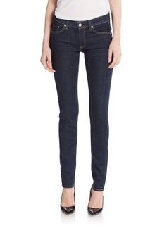 rag & bone/JEAN The Skinny Mid-Rise Jeans