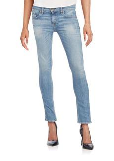 rag & bone/JEAN The Tomboy Skinny Boy-Fit Jeans