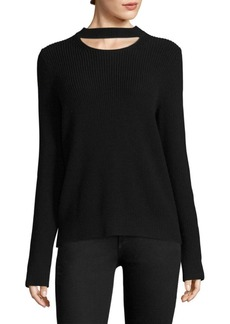 Tori Wool Cutout Sweater