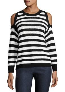 rag & bone/JEAN Tracey Crewneck Cotton Sweater