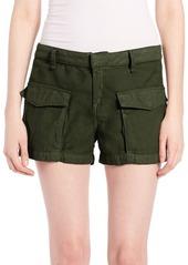 rag & bone/JEAN Twill Cargo Shorts