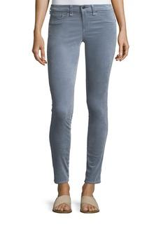 rag & bone/JEAN Velvet Skinny-Leg Jeans