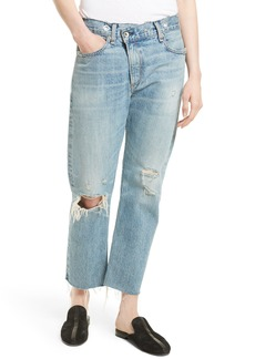 rag & bone/JEAN Wicked Boyfriend Jeans (Kit Kat Room)