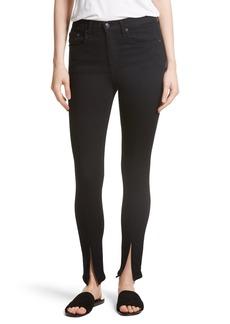rag & bone/JEAN Yuki High Waist Skinny Jeans