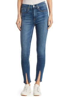 rag & bone/JEAN Yuki Bond Bar Skinny Jeans
