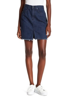 rag & bone Rata Frayed Hem Skirt