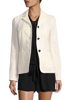 Rag & Bone Redgrave Cotton Blazer