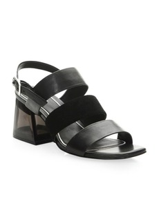 Rag & Bone Reese Leather & Suede Sandals