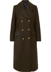 rag & bone Remington Double-breasted Wool-blend Felt Coat