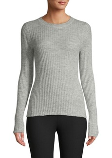 rag & bone Ribbed Long-Sleeve Sweater