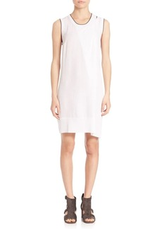 Rag & Bone Ribbed Shift Dress
