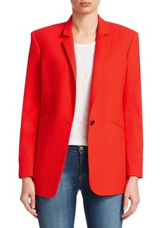 Rag & Bone Ridley Notch Lapel Blazer