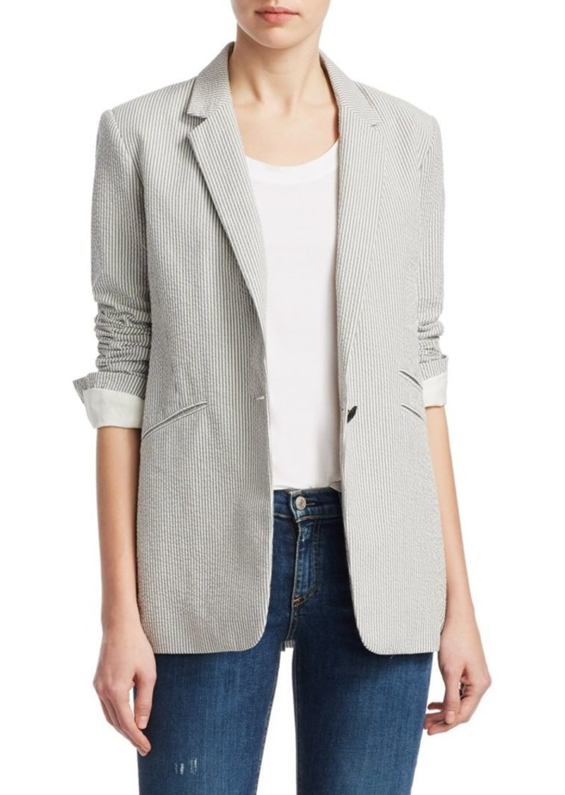 Ridley Striped Blazer