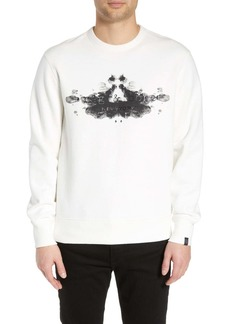 rag & bone Rorschach Slim Fit Sweatshirt