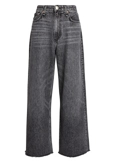 rag & bone Ruth High-Rise Wide-Leg Jeans