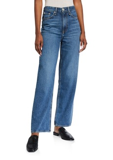 rag & bone Ruth Super High-Rise Straight Jeans