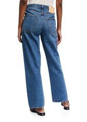rag & bone Ruth Super High-Rise Straight Jeans
