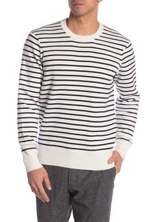 rag & bone Sam Striped Crew Neck Sweater