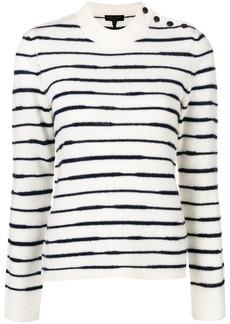 Rag & Bone Sam striped jumper