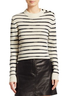 Rag & Bone Sam Striped Wool Sweater