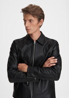 rag & bone Sawyer Leather Jacket