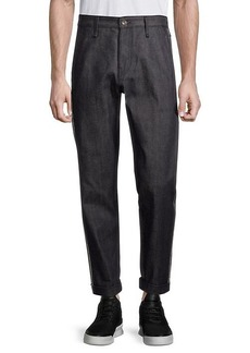 rag & bone Selvedge Striped Relaxed-Fit Jeans