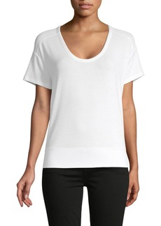 rag & bone Short-Sleeve Top