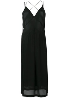 Rag & Bone side slit dress