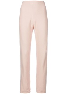 Rag & Bone side-stripe casual trousers