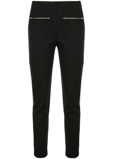 Rag & Bone side stripe skinny trousers