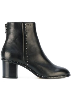 rag & bone side zipped ankle boots