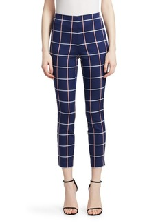 Rag & Bone Simone Checked Pants