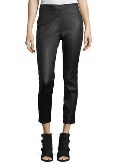 Rag & Bone Simone High-Rise Skinny Leather Pants