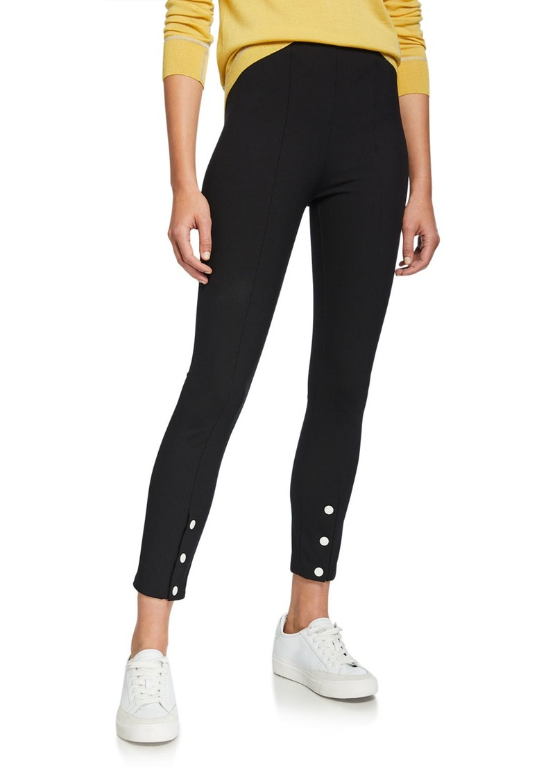 rag & bone Simone Snap-Front Pants