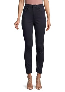 rag & bone High-Rise Skinny Ankle Jeans