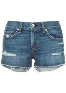 Rag & Bone skinny-fit denim shorts